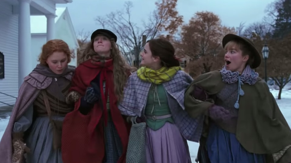 """""""Little Women"""" is rated PG and could be appropriate for some children."""