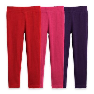 The Legging 3-Pack in 'Raspberry Mix'