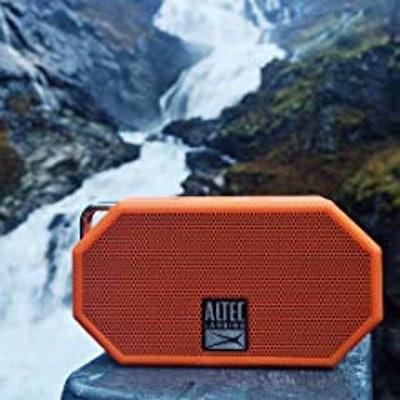 Altec Lansing Bluetooth Waterproof Speaker