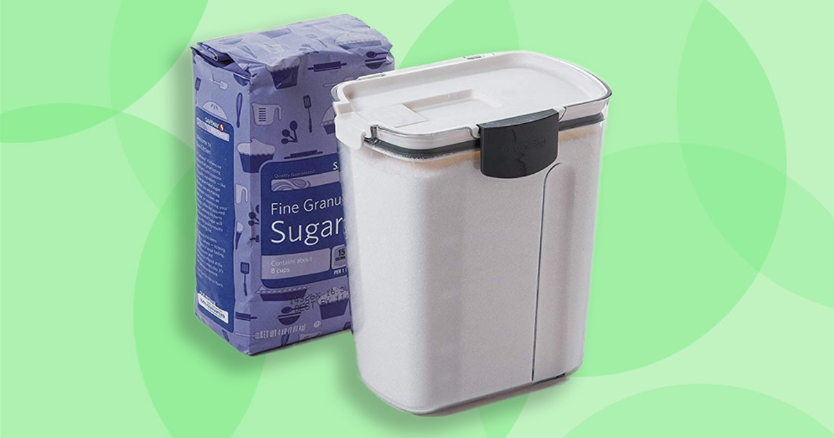 The 4 Best Airtight Containers For Flour & Sugar