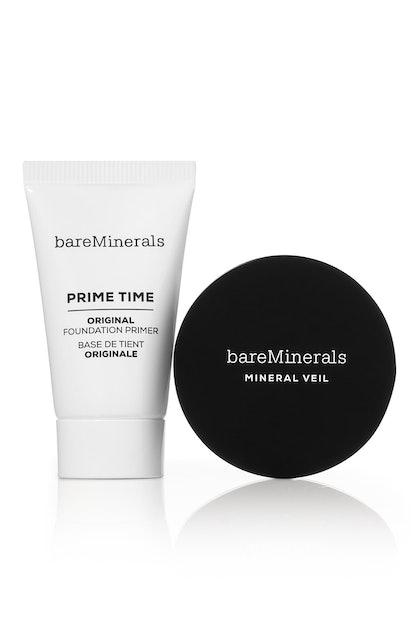 Bare Minerals Travel Size Prime & Finish Essentials Set