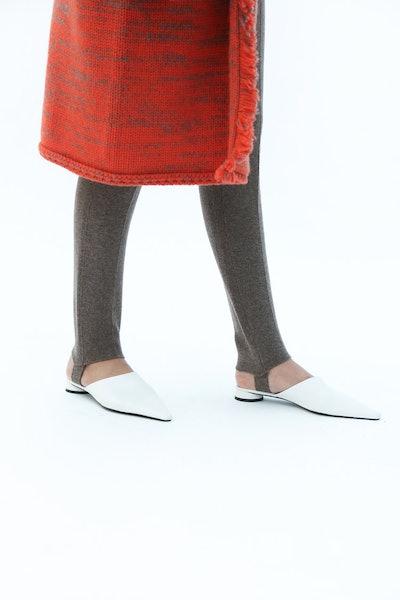 Cashmere Stirrup Trousers