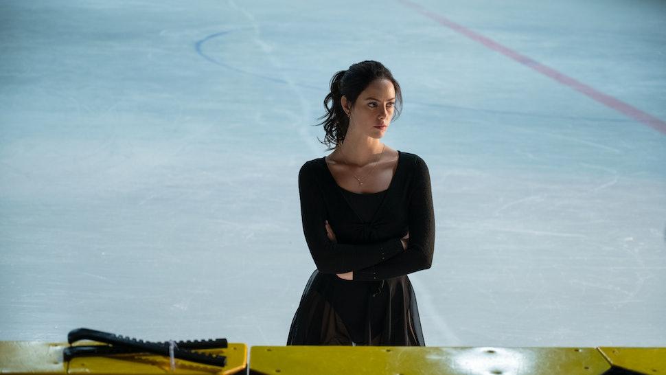 Kaya Scodelario stars as Kat Baker in Netflix's 'Spinning Out'