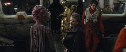 Carrie Fisher is General Leia 'Star Wars'