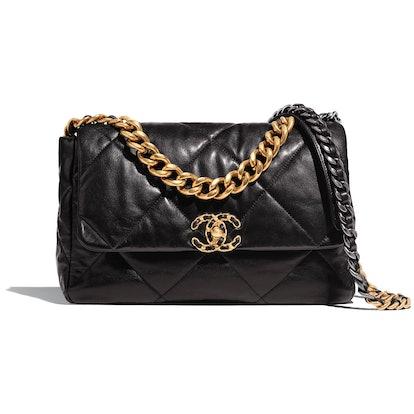 19 Large Flap Bag