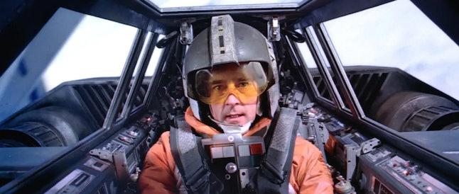 Denis Lawson 'Star Wars' cameo