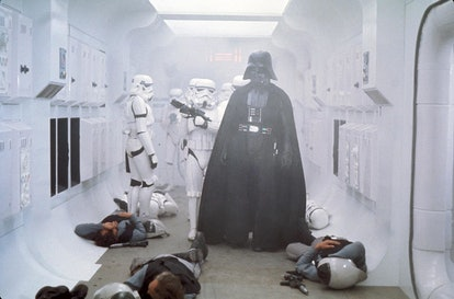 James Earl Jones, Darth Vader, 'Star Wars' cameo