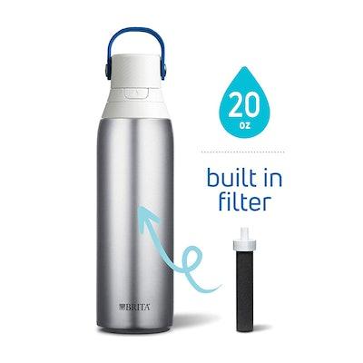 Brita Filtering Water Bottle (20 Oz)