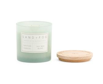 Sand + Fog Soy Wax Candle