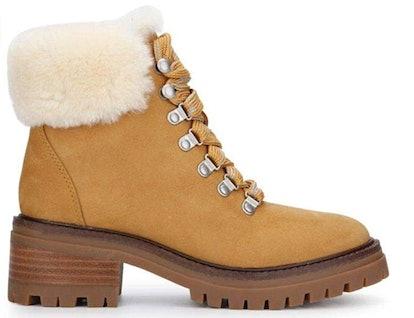 Gentle Souls Women's Brooklyn 2.0 Cozy Wp Ankle Boot
