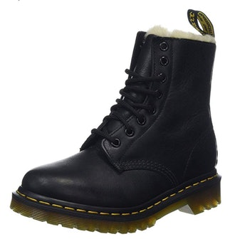 Dr. Martens Serena Burnished Wyoming Leather Boot