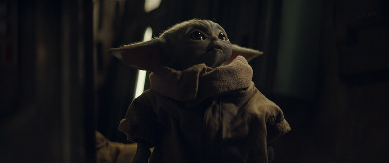 Baby Yoda's fate on The Mandalorian remains unclear.