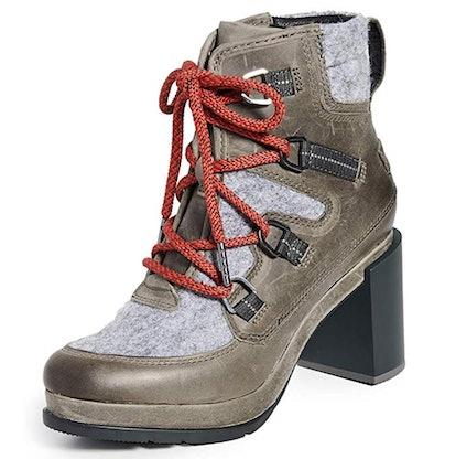 Sorel Womens Blake Lace Non Shell Boot