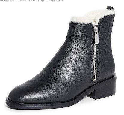 3.1 Phillip Lim Women's Alexa 40mm Shearling Boots