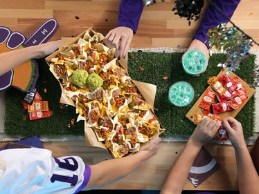 Taco Bell's Nachos Party Pack is the company's largest shareable nachos offering yet.