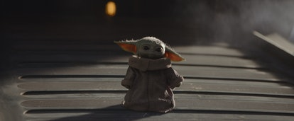 Baby Yoda's fate on The Mandalorian has some fans worried.