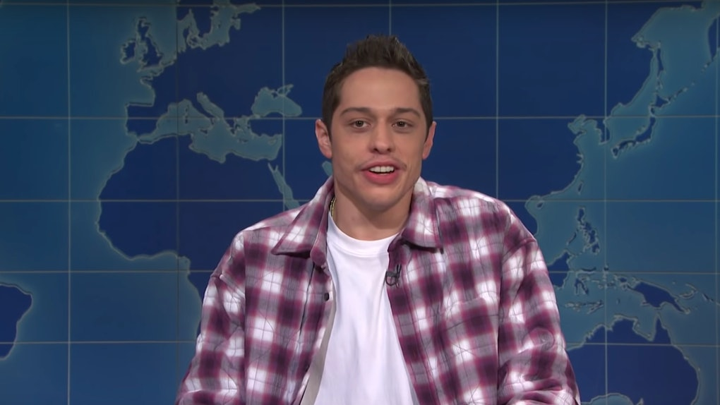 Pete Davidson implied he may be checking into rehab over 'Saturday Night Live's winter break.