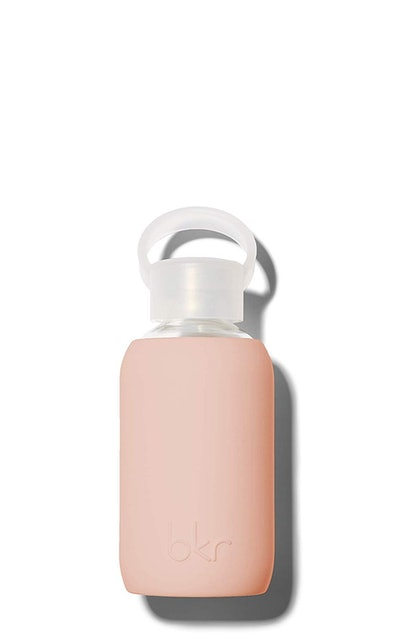 bkr Water Bottle With Smooth Silicone Sleeve (8 Oz.)