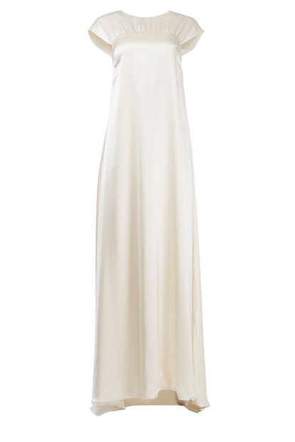 Knot Back Gown