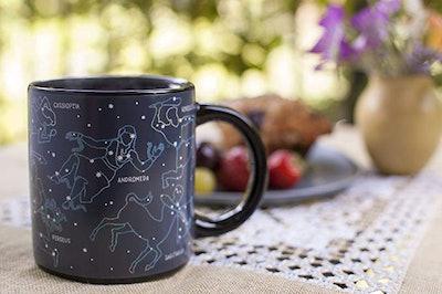 The Unemployed Philosophers Guild Heat Changing Constellation Mug