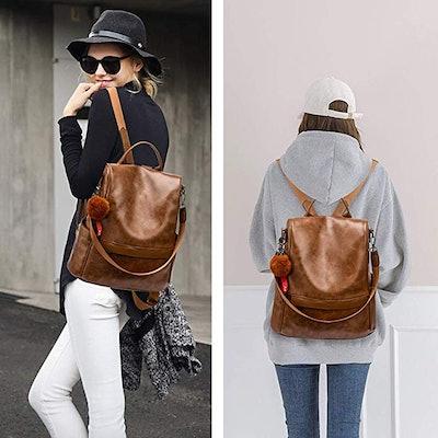 Cheruty Women Backpack Purse