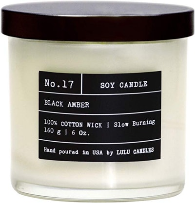 Lulu Candles Luxury Scented Soy Jar Candle (6 Oz.)