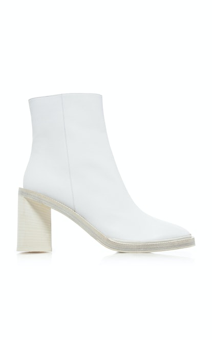 Booker Leather Ankle Boots