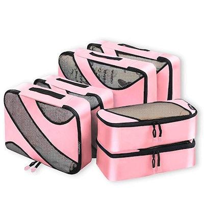 Bagail Packing Cubes (6-Piece Set)