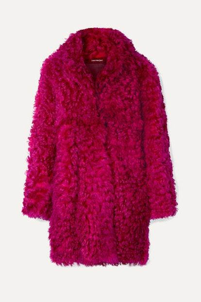 Ripley Shearling Coat