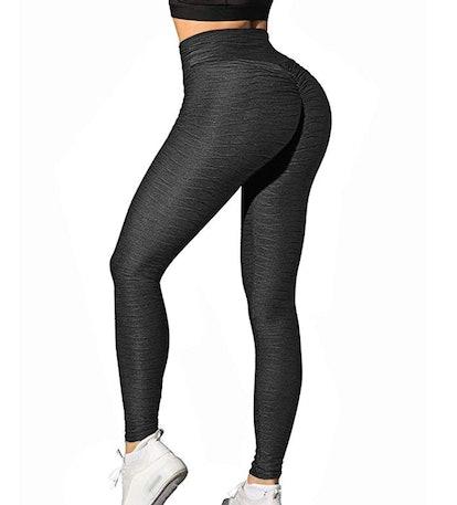 FITTOO Womens High Waisted Yoga Pants