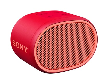 Sony XB01 Bluetooth Compact Portable Speaker Red
