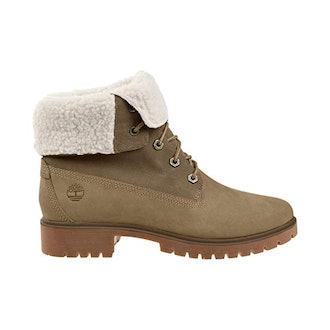 Timberland Jayne Waterproof Teddy Boots