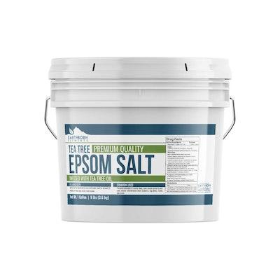 Earthborn Elements Tea Tree Epsom Salt Bucket
