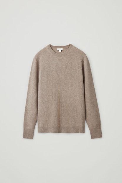 Unisex Repurposed-Cashmere Sweater