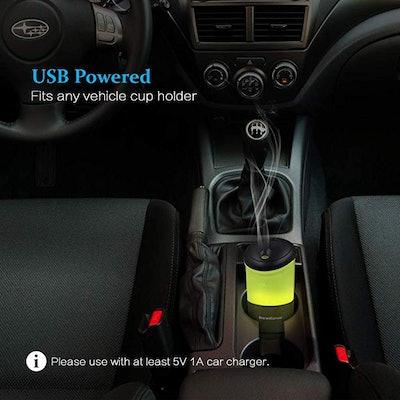 InnoGear USB Car Aromatherapy Diffuser