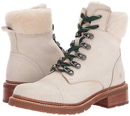 Frye Women's Samantha Hiker Combat Boot