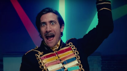 Jake Gyllenhaal as Mr. Music in John Mulaney & The Sack Lunch Bunch