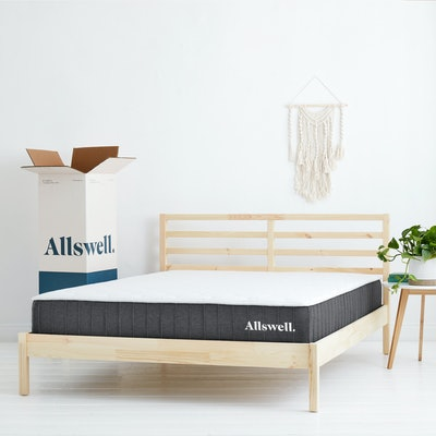 The Allswell 10 Inch Bed in a Box Hybrid Mattress - Twin