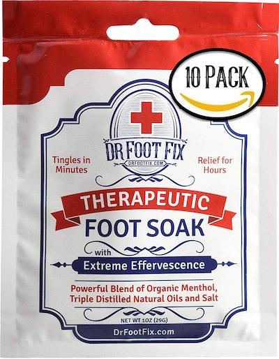 Dr Foot Fix Therapeutic Foot Soak (10 Treatments)