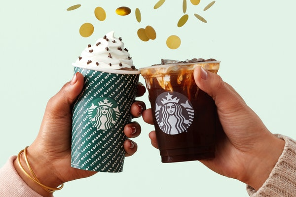 Starbucks is hosting over 1,000 pop-up parties this December.