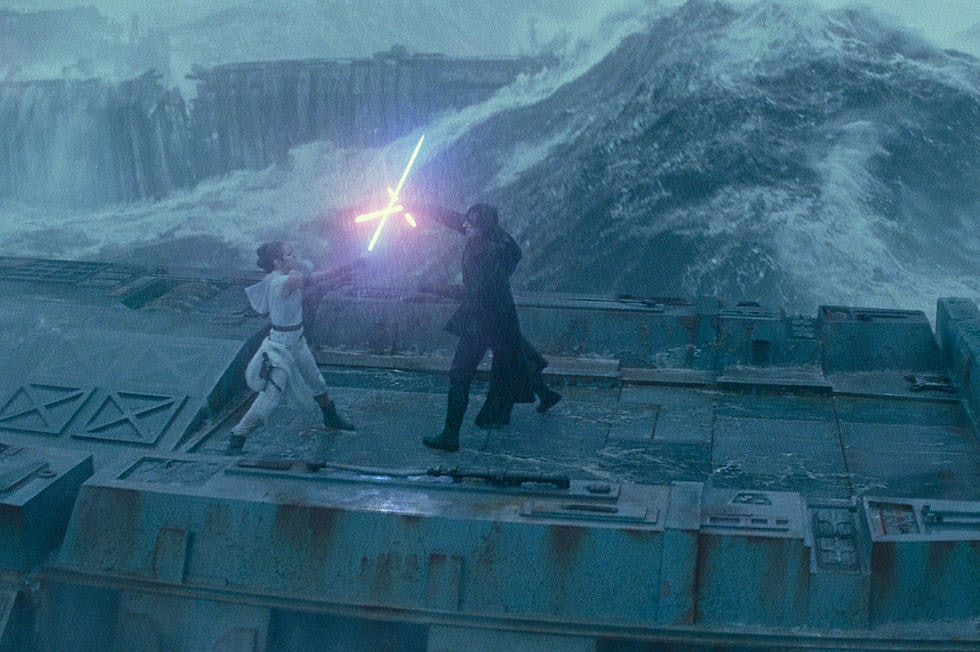 These Force Ghost Appearances In Star Wars The Rise Of Skywalker Were Everything
