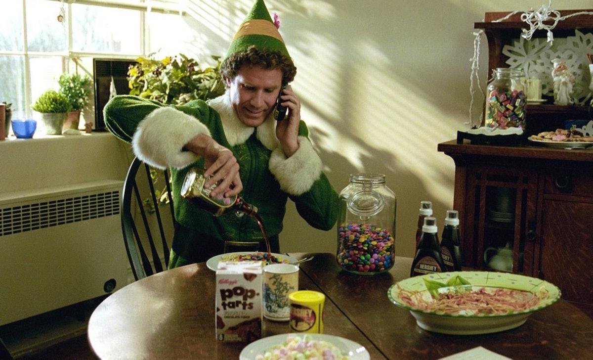 Will Ferrell stars as Buddy in 'Elf.'