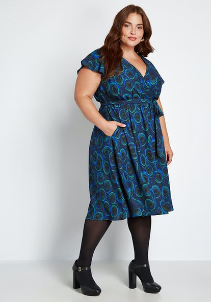 Fits of Bliss Short Sleeve Dress
