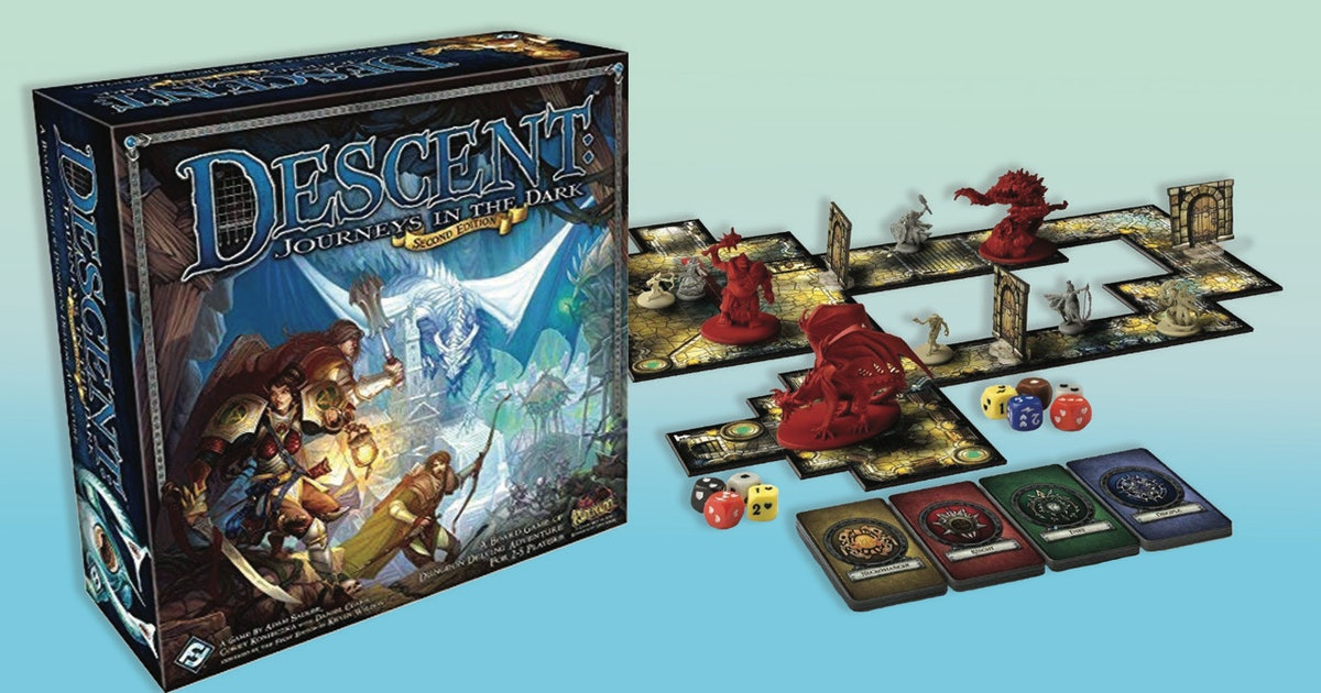 The 5 Best Board Games Like Dungeons & Dragons