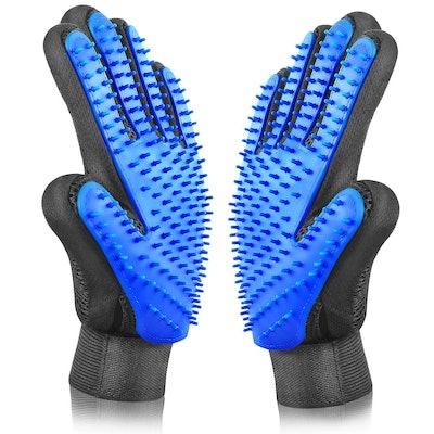 Asenku Pet Grooming Gloves