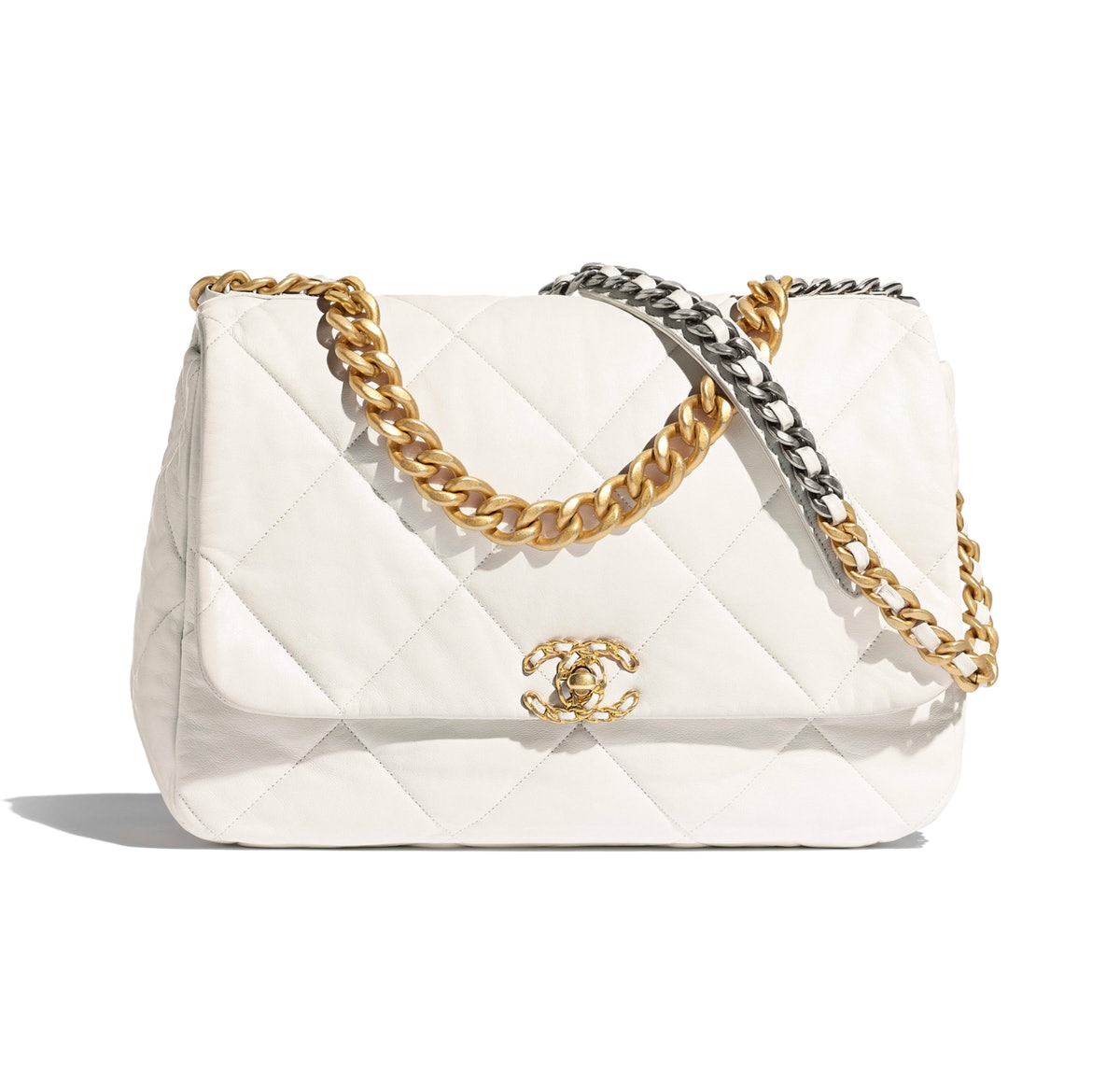 19 Maxi Flap Bag