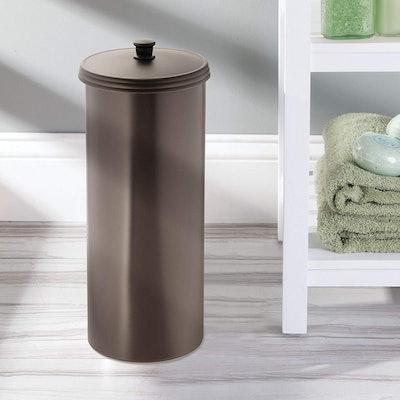 iDesign Kent Toilet Tissue Roll Reserve Organizer