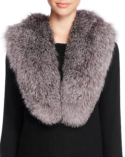 Fox Fur Stole Scarf -