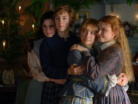 Emma Watson, Saoirse Ronan, Florence Pugh, Eliza Scanlen star in 'Little Women'