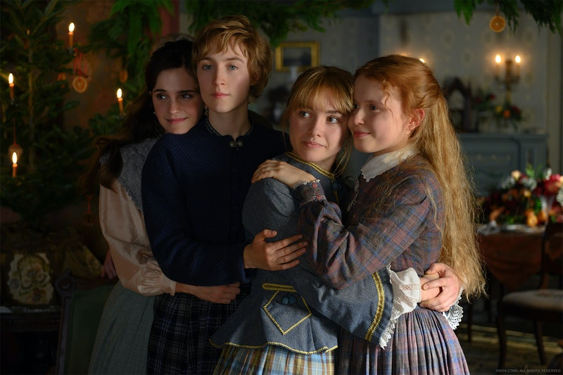 Emma Watson, Saoirse Ronan, Florence Pugh, Eliza Scanlen star in 'Little Women'